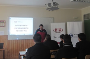 Culminaron con éxito las capacitaciones en el Liceo Guillermo Marín de Retiro