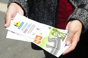 ANAC Se Unió a Carabineros Para Promover Campaña