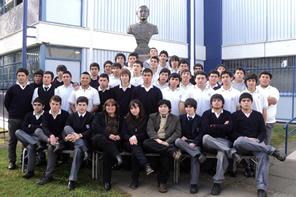 Liceo de Curicó es el ganador del Primer campeonato