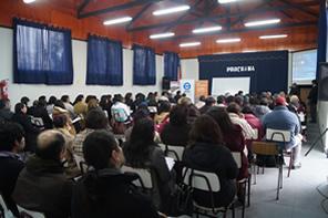 Profesores de la comunidad de Retiro recibieron capacitación en convivencia escolar
