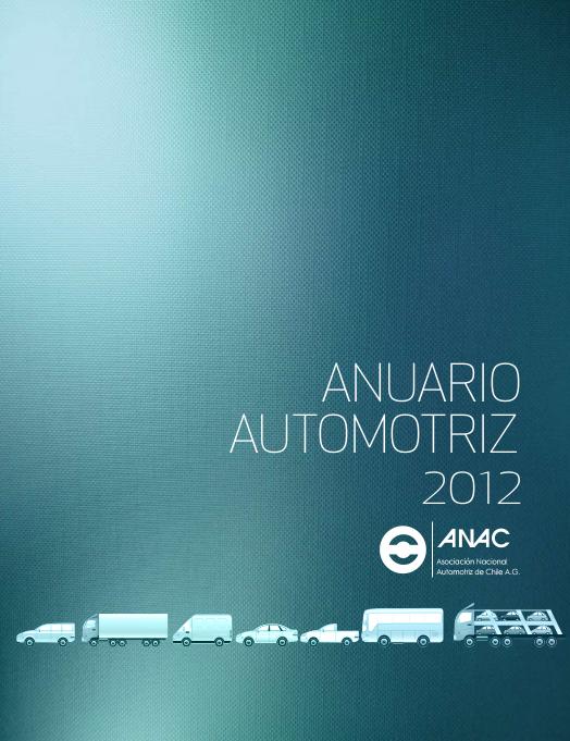 Anuario Automotriz 2012