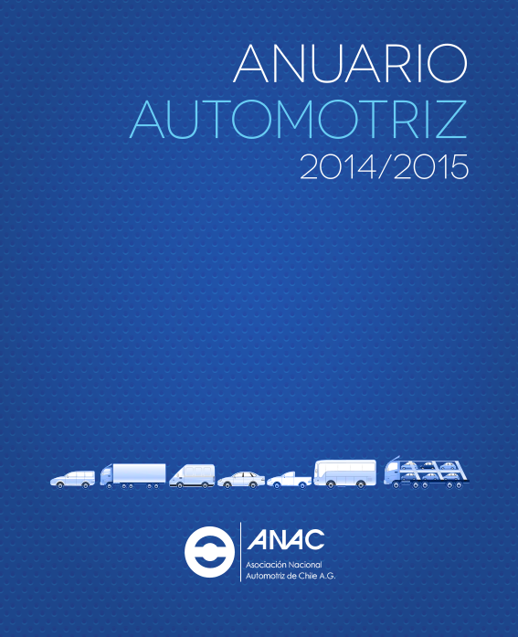 Anuario Automotriz 2014/2015