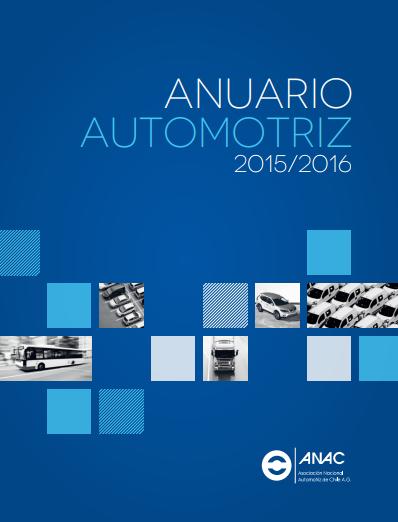 Anuario Automotriz 2015/2016