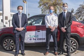 Sector automotor nacional presenta junto al MINSAL la campaña Salud a tu casa
