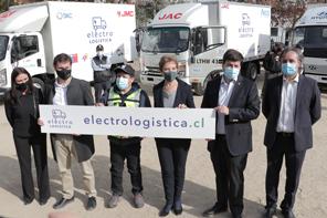 ANAC y sus marcas socias fomentan el desafío de impulsar la electromovilidad en el transporte de carga urbano